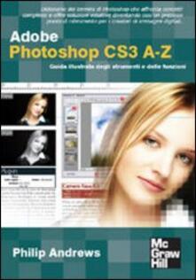 Vitalitart.it Adobe Photoshop CS3 A-Z. Guida illustrata degli strumenti e delle funzioni Image