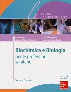 Libro Biochimica e biologia per le professioni sanitarie