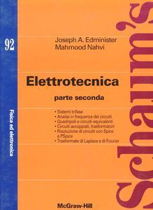 Elettrotecnica. Vol. 2