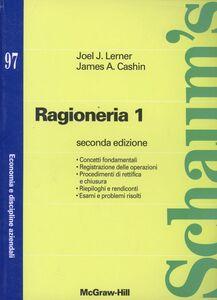 Ragioneria. Vol. 1