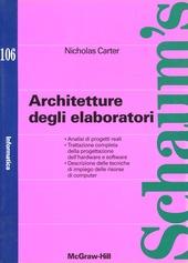 Architetture degli elaboratori