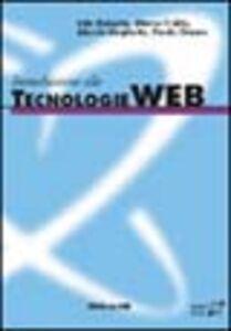 Libro Introduzione alle tecnologie Web