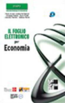 Listadelpopolo.it Il foglio elettronico per economia. Con CD-ROM Image