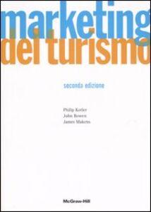 Foto Cover di Marketing del turismo, Libro di AA.VV edito da McGraw-Hill Education