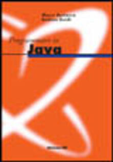 Nicocaradonna.it Programmare in Java Image