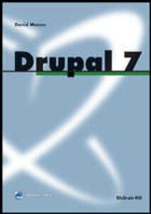 Foto Cover di Drupal 7, Libro di David Mercer, edito da McGraw-Hill Education