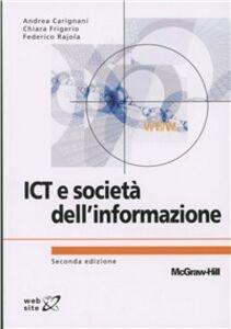 Foto Cover di ICT e società dell'informazione, Libro di AA.VV edito da McGraw-Hill Education