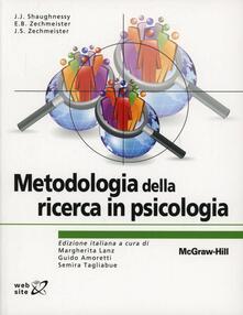 Camfeed.it Metodologia della ricerca in psicologia Image