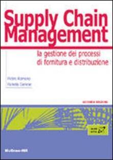 Radiospeed.it Supply chain management. La gestione di processi di fornitura e distribuzione Image