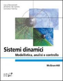 Aboutschuster.de Sistemi dinamici. Modellistica, analisi e controllo Image