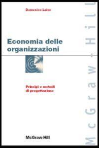 Economia delle organizzazioni