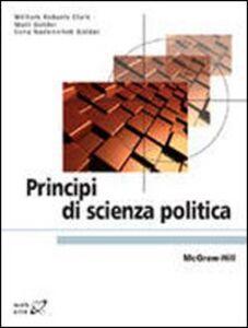 Libro Principi di scienza politica Clark W. Roberts , Matt Golder , Sona Nadanichek Golder