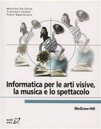 Informatica per le arti visive, la musica e lo spettacolo
