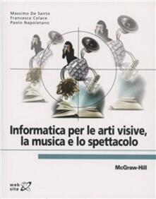 Winniearcher.com Informatica per le arti visive, la musica e lo spettacolo Image