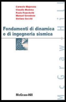 Fondamenti di dinamica e di ingegneria sismica - copertina
