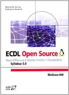 Camfeed.it ECDL. Open source Syllabus 5.0 Image