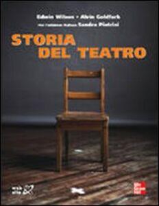 Foto Cover di Storia del teatro, Libro di AA.VV edito da McGraw-Hill Education