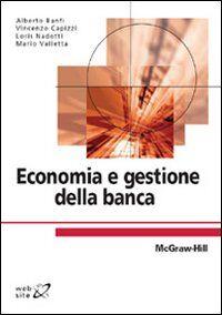 Economia e gestione della banca
