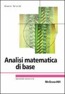 Milanospringparade.it Analisi matematica di base Image