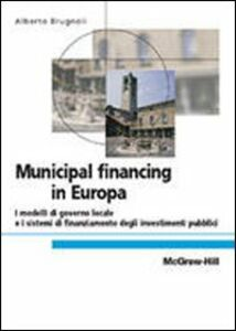 Municipal financing in Europa