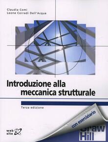 Promoartpalermo.it Introduzione alla meccanica strutturale Image