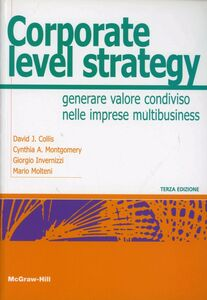 Libro Corporate Level Strategy Collis