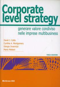 Libro Corporate Level Strategy Collis
