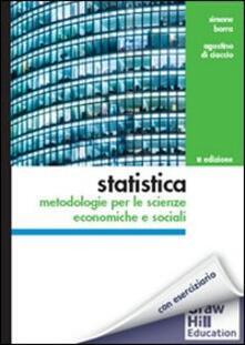 Statistica: metodologie per le scienze economiche e sociali. Con aggiornamento online.pdf