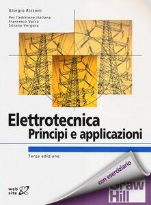 Foto Cover di Elettrotecnica. Principi e applicazioni, Libro di Giorgio Rizzoni, edito da McGraw-Hill Education
