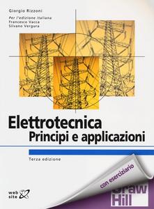 Libro Elettrotecnica. Principi e applicazioni Giorgio Rizzoni