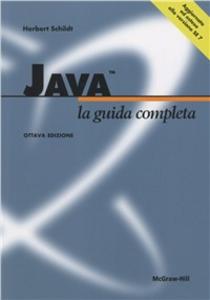 Libro Java. La guida completa Herbert Schildt
