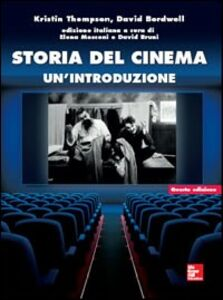 Foto Cover di Storia del cinema. Un'introduzione, Libro di Kristin Thompson,David Bordwell, edito da McGraw-Hill Education