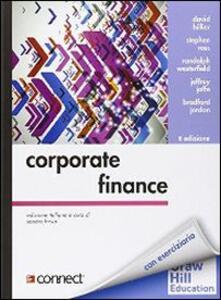 Corporate finance. Con software