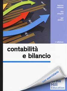 Libro Contabilità e bilancio Fabrizio Cerbioni , Lino Cinquini , Ugo Sostero