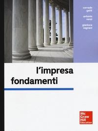 L' L' impresa. Fondamenti - Gatti, Corrado Renzi, Antonio Vagnani, Gianluca - wuz.it