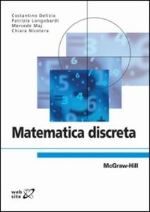 Algebra E Matematica Discreta Pdf
