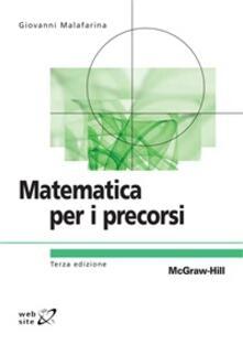 Matematica per i precorsi - Giovanni Malafarina - ebook