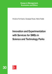 Innovation and experimentation with services for SMEs in science and technology parks