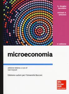 Fondazionesergioperlamusica.it Microeconomia Image