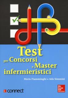 Voluntariadobaleares2014.es Test per concorsi e master infermieristici. Con Connect Image
