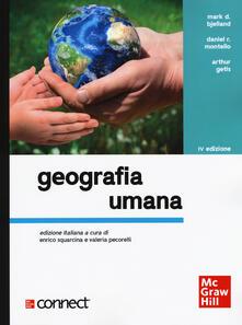 Listadelpopolo.it Geografia umana. Con Connect Image