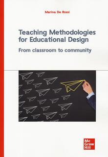 Antondemarirreguera.es Teaching methodologies for educational design. From classroom to community Image