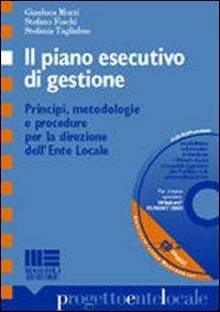 Il Il piano esecutivo di gestione - Morri Gianluca Foschi Stefano Tagliabue Stefania - wuz.it