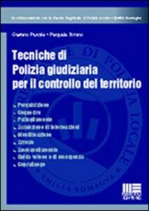 Libro Tecniche di polizia Gaetano Pascale , Pasquale Striano
