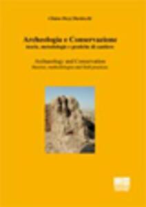 Archeologia e conservazione