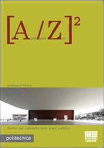 A-Z - Andrea Di Franco - copertina