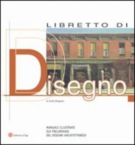 Libro Libretto di disegno Cecilia Bolognesi