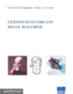 Lezioni sugli organi delle macchine