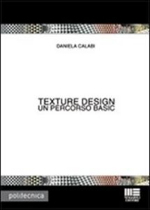 Libro Texture design Daniela Calabi