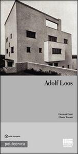 Libro Adolf Loos Giovanni Denti , Chiara Toscani